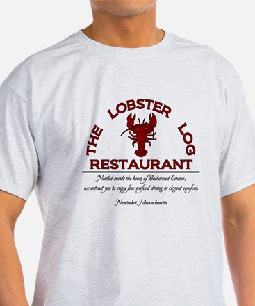 The Lobster Log Restaurant T-Shirt