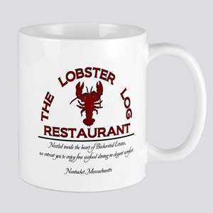 The Lobster Log Restaurant Mug