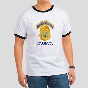 Hawaii Office of Narcotics En Ringer T