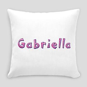 Gabriella Pink Giraffe Everyday Pillow