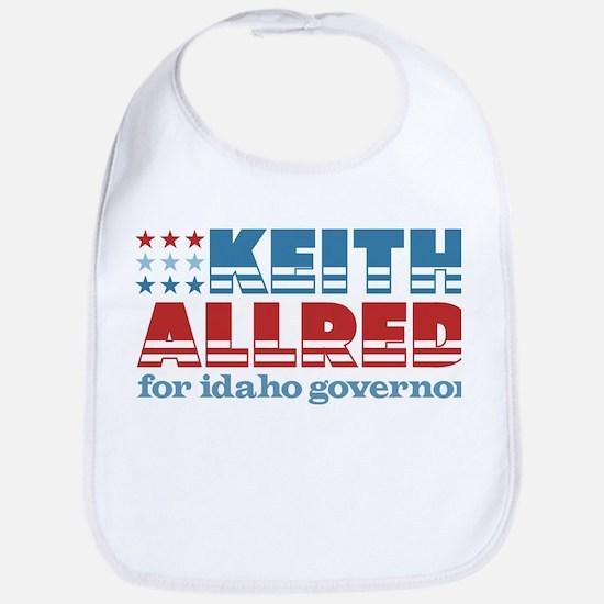 Allred For Idaho Bib