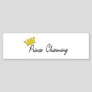 Prince Charming 1 Bumper Sticker
