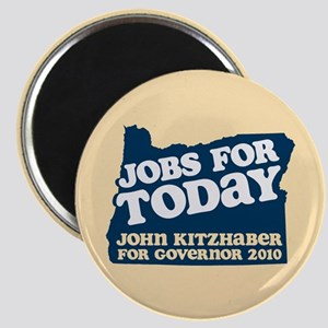 Jobs for Today Magnet