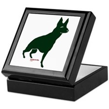 Tripawds Three Legged GSD Keepsake Box
