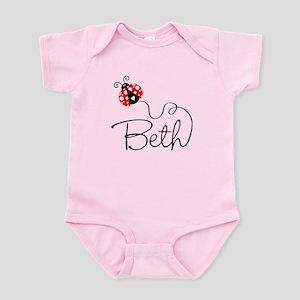 Ladybug Beth Infant Body Suit