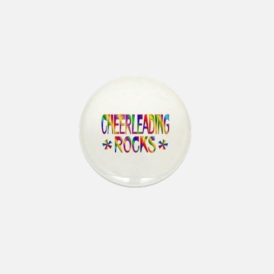 Cheerleading Mini Button