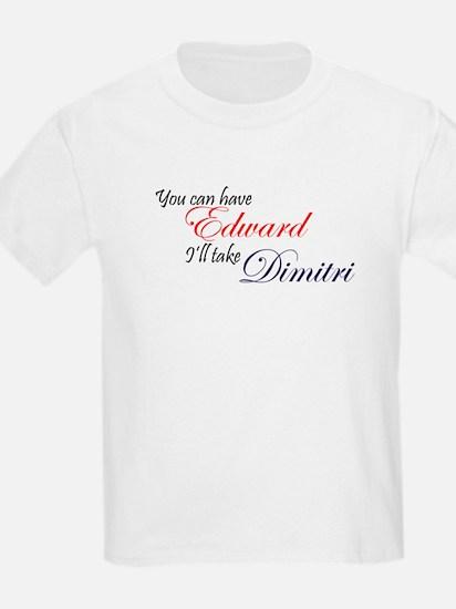 Edward_Demitri T-Shirt