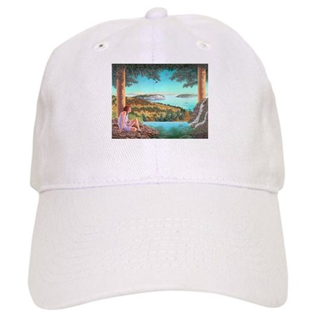 Homage to Maxwell Parrish Cap