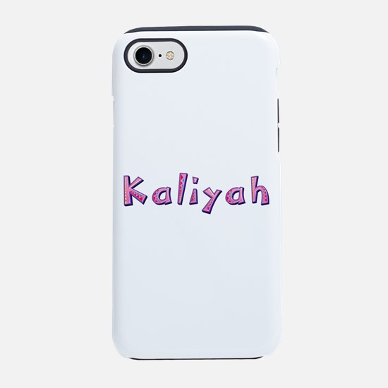 Kaliyah Pink Giraffe iPhone 7 Tough Case