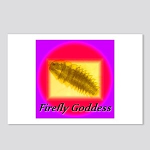 Firefly Goddess Postcards (Package of 8)