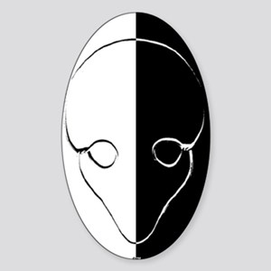 Logo Sticker (Oval)