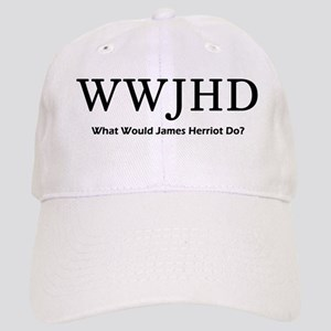 What Would James Herriot Do? Cap