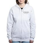 What Would James Herriot Do? Women's Zip Hoodie
