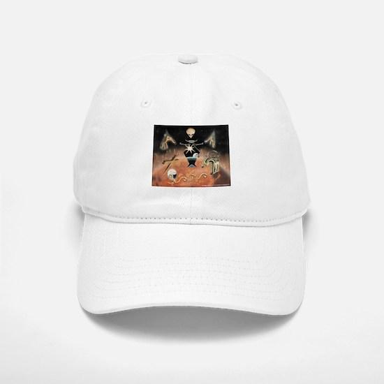 The Coming Baseball Baseball Cap