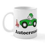 autocrosser mug for ax car racing