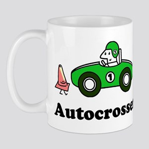 autocrosser mug for ax car racing