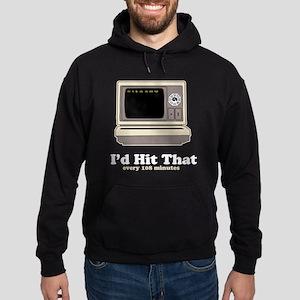 I'd Hit That Hoodie (dark)
