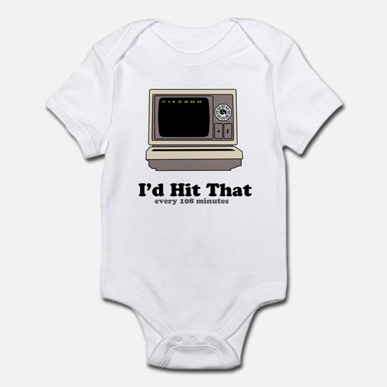 I'd Hit That Infant Bodysuit