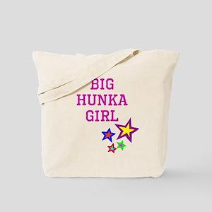 Hunka Girl Tote Bag