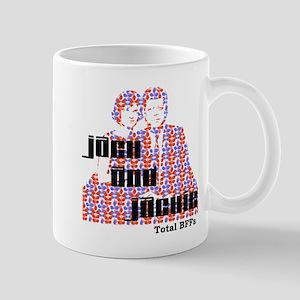 Jack and Jackie Totally BFFs Mug