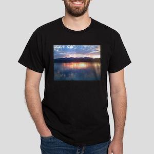 sunlight reflections on the c Dark T-Shirt