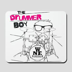 Drummer Boy Mousepad
