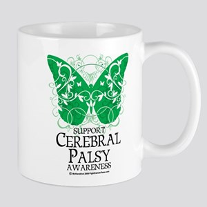 Cerebral Palsy Butterfly 2 Mug