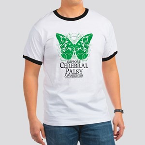 Cerebral Palsy Butterfly 2 Ringer T