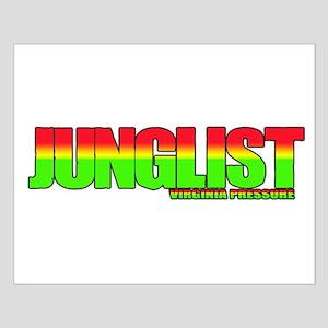 Junglist! Small Poster
