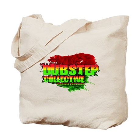 DUBSTEP COLLECTIVE Tote Bag