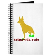 Tripawds Rule Front Leg GSD Journal