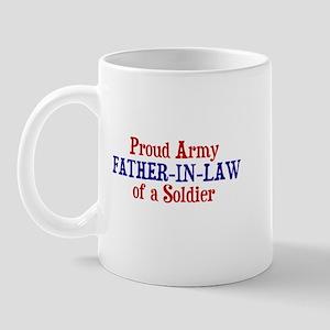 Proud Army FIL Mug