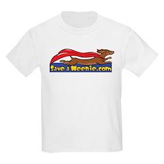 SaveAWeenie_10x3_600 T-Shirt