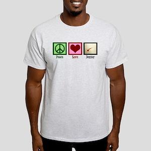 Peace Love Dexter Light T-Shirt