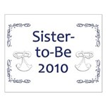 Sister-to-Be 2010 Small Poster