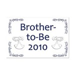 Brother-to-Be 2010 Mini Poster Print