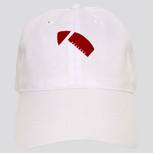 FOOTBALL *1* {red/white} Cap