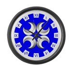 Caid Populace Large Wall Clock