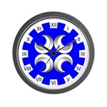 Caid Populace Wall Clock