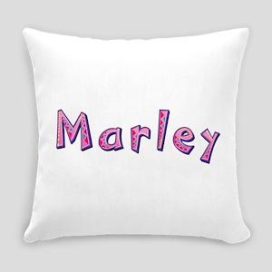 Marley Pink Giraffe Everyday Pillow