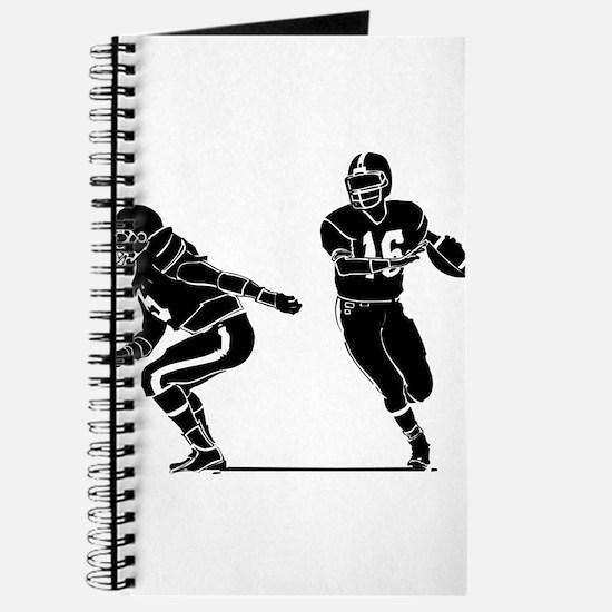 FOOTBALL *7* {b/w} Journal
