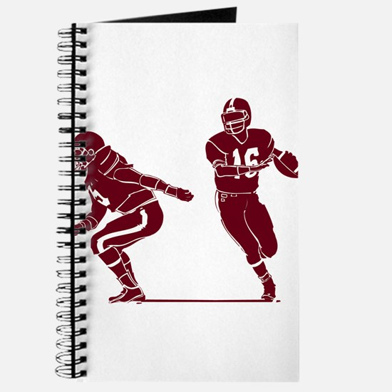 FOOTBALL *7* {crimson} Journal