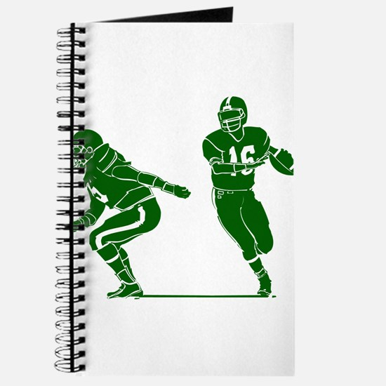 FOOTBALL *7* {green} Journal