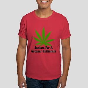 Seniors For Marijuana Legalization California Dark