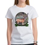 bow hunter, trophy buck Women's T-Shirt