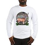 bow hunter, trophy buck Long Sleeve T-Shirt