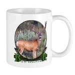 bow hunter, trophy buck Mug