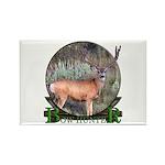 bow hunter, trophy buck Rectangle Magnet (10 pack)
