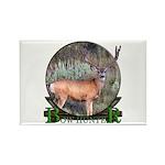 bow hunter, trophy buck Rectangle Magnet (100 pack