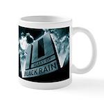 10 years of Black Rain - Label Mug